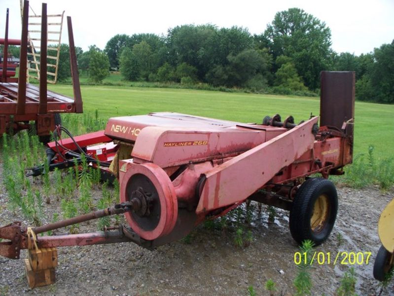 New Holland 268 Square Baler Online Parts Store